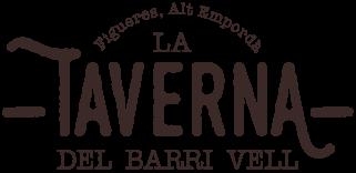 Logo - La taverna del barri vell - Figueres, Alt Empordà